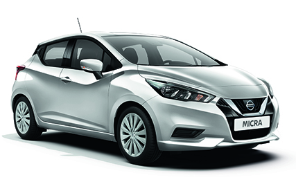 Automóvel Nissan Micra